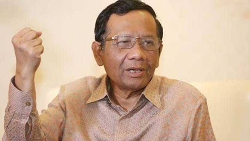 Mendadak Pernyataan Mahfud MD Mengejutkan Soal Papua