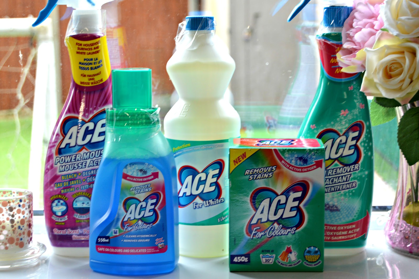 ACE Cleaning bundle