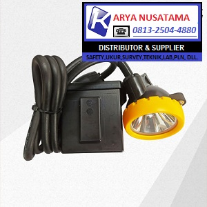 Jual LED CAP LAMP NON ATEX KL2LM A di Jombang
