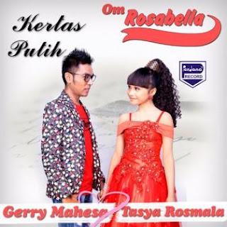Lirik Lagu Gerry Mahesa & Tasya Rosmala - Kertas Putih