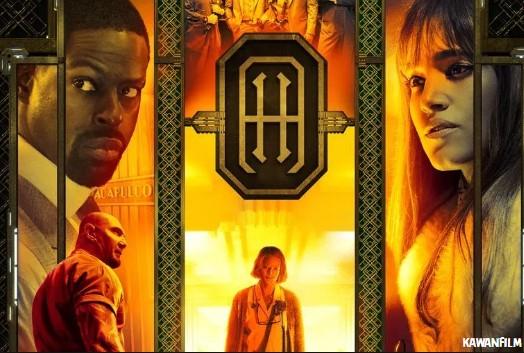 Download Film Hotel Artemis (2018) Full Movie