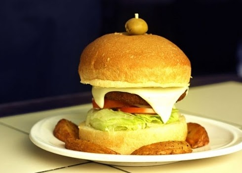 Aloo tikki burger recipe - femous brand burger King