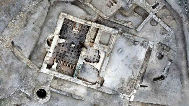 The seven horses that reveal an exceptional sanctuary in the great Ibero-Roman city of Cordoba
