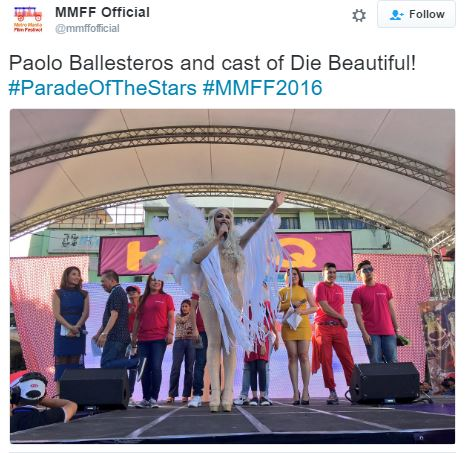 Masyadong Ginalingan! Paolo Ballesteros Goes Daring In His Nude Illusion Gown For The Parade Of Stars