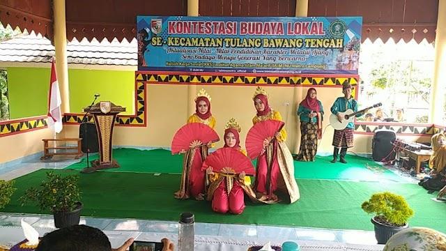 Mahasiswa KKS IAIM-NU Metro Gelar Kontestasi Budaya Lokal