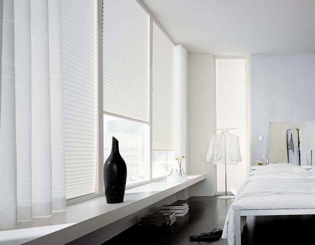 Construindo minha casa clean 20 tipos de cortinas - Tipos de cortinas modernas ...