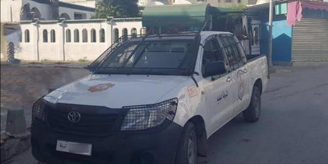 القبض على العديد من المفتش عنهم خلال حملة للشرطة البلدية