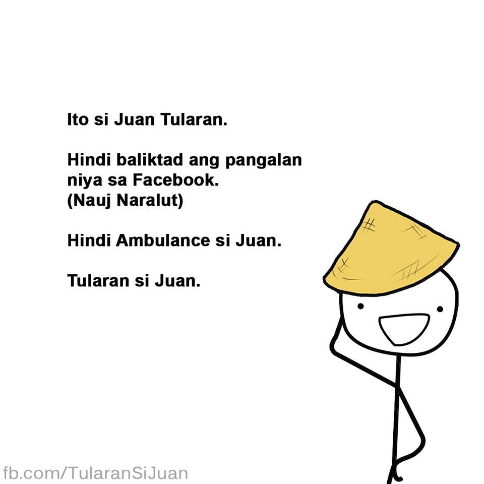 Tularan si Juan meme 10