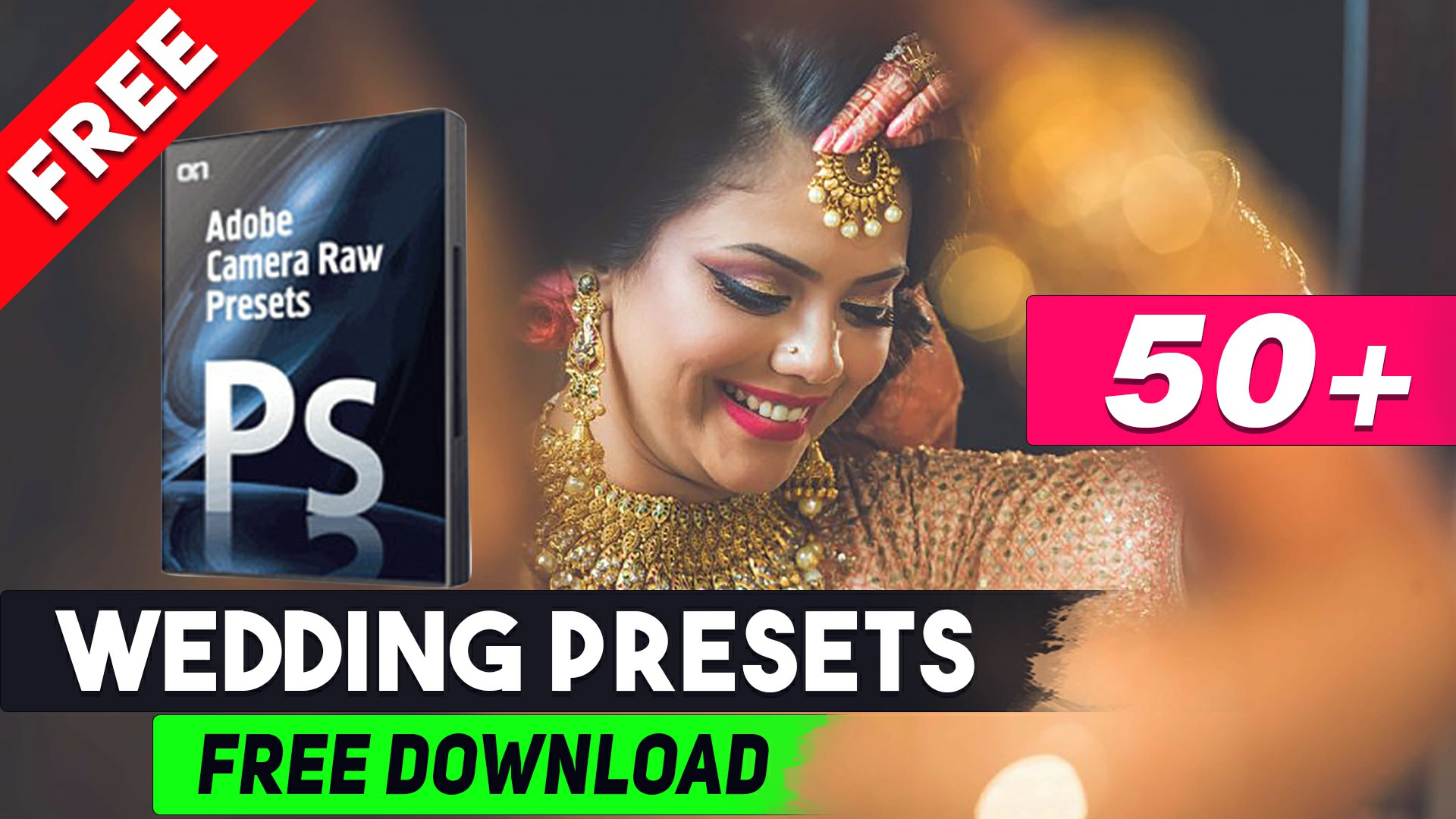 free download wedding presets
