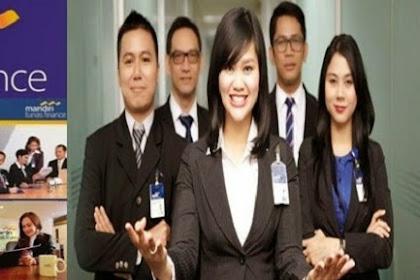 Penerimaan Karyawan Baru PT. Mandiri Tunas Finance Tingkat S1 Semua Jurusan