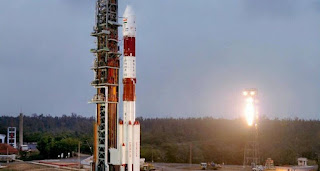 Spotlight : India Sends Its 100th Satellite Into Space.