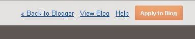 hide blogger navbar