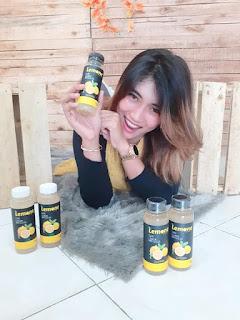 gambar manfaat lemon dan madu untuk batuk