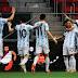 Copa América, Argentina venció a Paraguay y clasificó a Cuartos de Final: