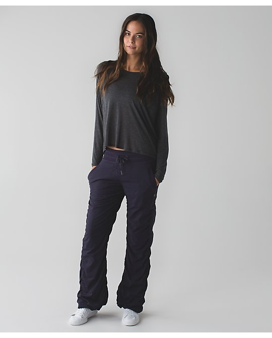 lululemon studio-pant-black-grape