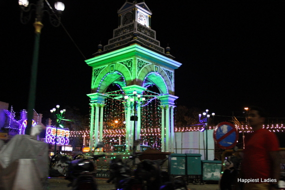 Mysore Dasara Street Lightings5