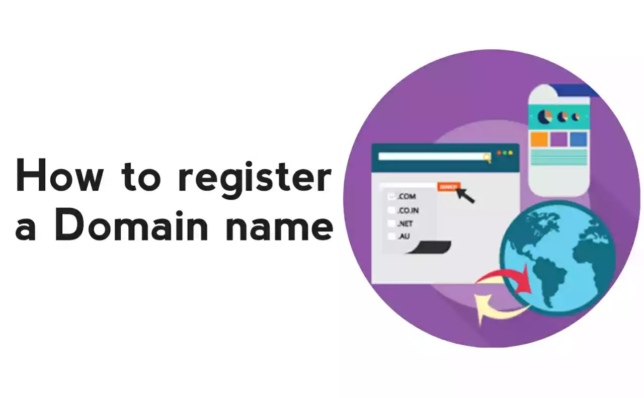 What is the best way to register a domain name in 2020