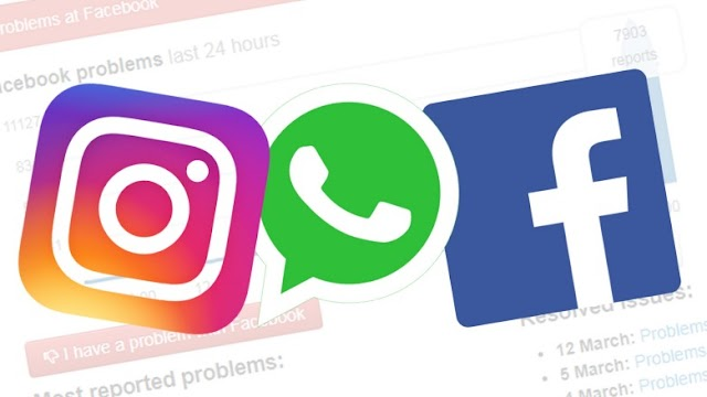 Facebook, Instagram down: outages, problems with pictures reported