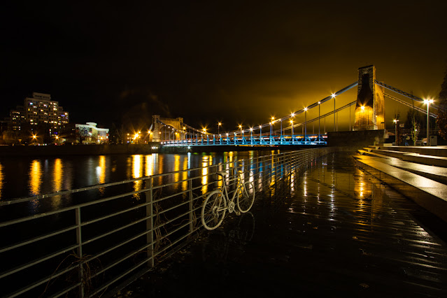 Grunwald Bridge-Breslavia-Wroclaw