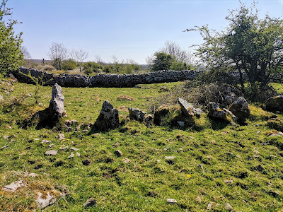 Historic Temple Cronan, County Clare, Ireland