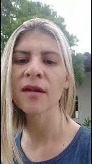 Em Sapé Teresa Carneiro se solidariza é pede orações pela saúde da prof Ana Glória