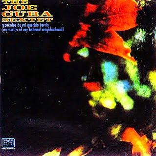 RECUERDOS DE MI QUERIDO BARRIO - THE JOE CUBA SEXTET (1970)