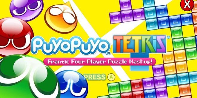 Puyo PuyoTetris PC Game Download