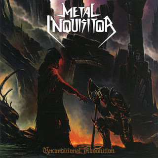 "Το τραγούδι των Metal Inquisitor ""Casualty Evacuation"" από το album ""Unconditional Absolution"""