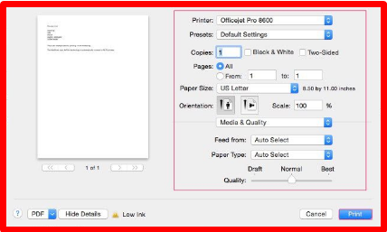How to Set Up Wireless Printer on Macbook