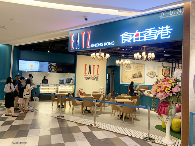 EATZ @ Hong Kong: The Gardens Mall
