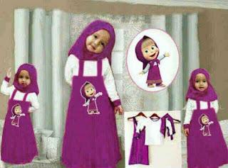 Baju Muslim Bayi Laki Laki 3 Bulan
