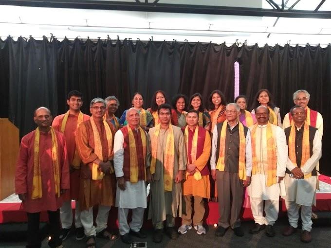 California - Milpitas-Based Hindu Community Institute Graduates Inaugural Group of Counselors of Hindu Tradition