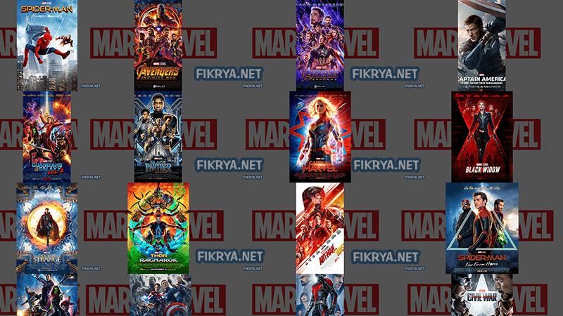 24 Film Marvel Dari Awal Sampai Sekarang Lengkap
