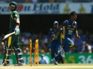 Nuwan Kulasekara 5-22 - Australia vs Sri Lanka 3rd ODI 2013 Highlights