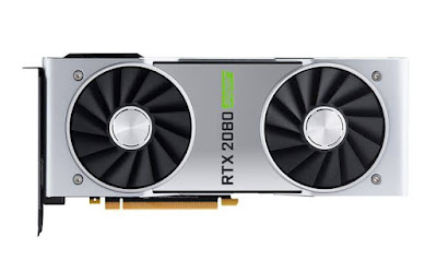 Nvidia GeForce RTX 2080 SUPERドライバーダウンロード