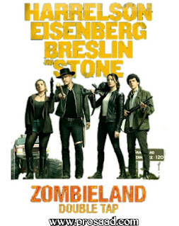 Zombie Land 2 full movie download in Hindi Dubbed