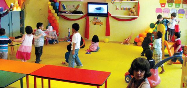 دراسة جدوى فكرة مشروع صالة ألعاب أطفال 2021
