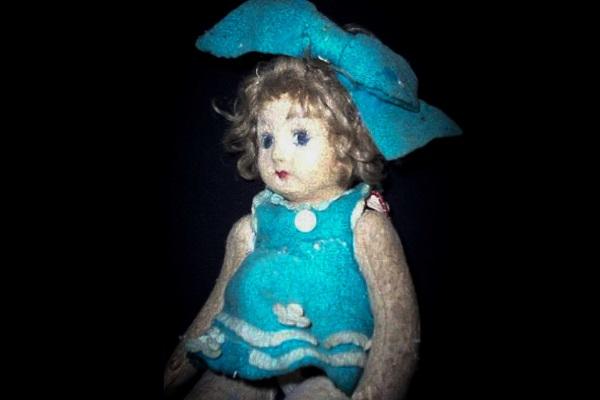 boneka hantu tersera di dunia