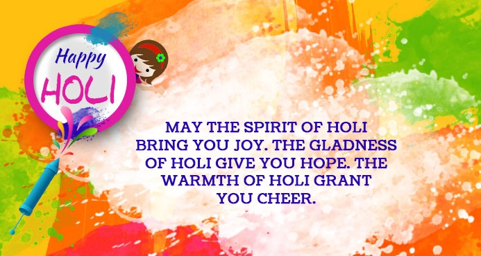 Happy Holi Messages, Shayari, Images , Greetings