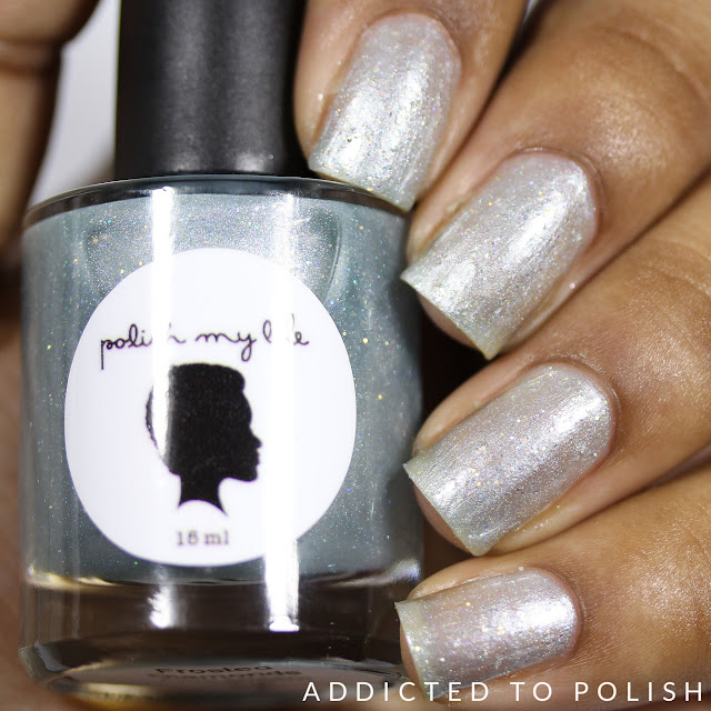 Polish My Life Frosted Diamonds