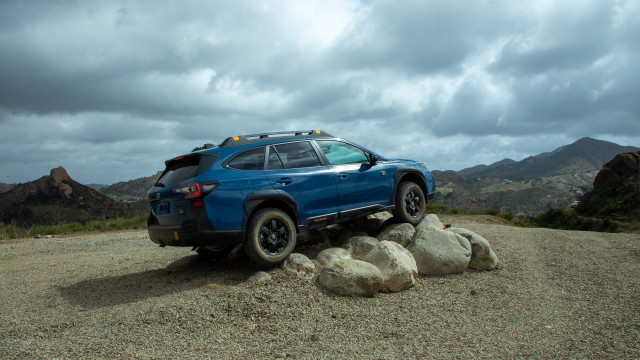 2022 Subaru Outback Review