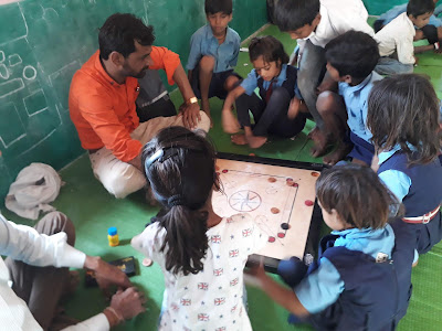 Game Of Rural Education India