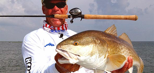 Capt Blair Wiggins Mogan Series Rods