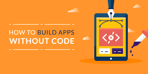 Build apps with no programming experience