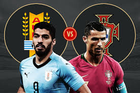 Portugal vs Uruguay Live Streaming online Today 30.06.2018 World Cup Russia 2018