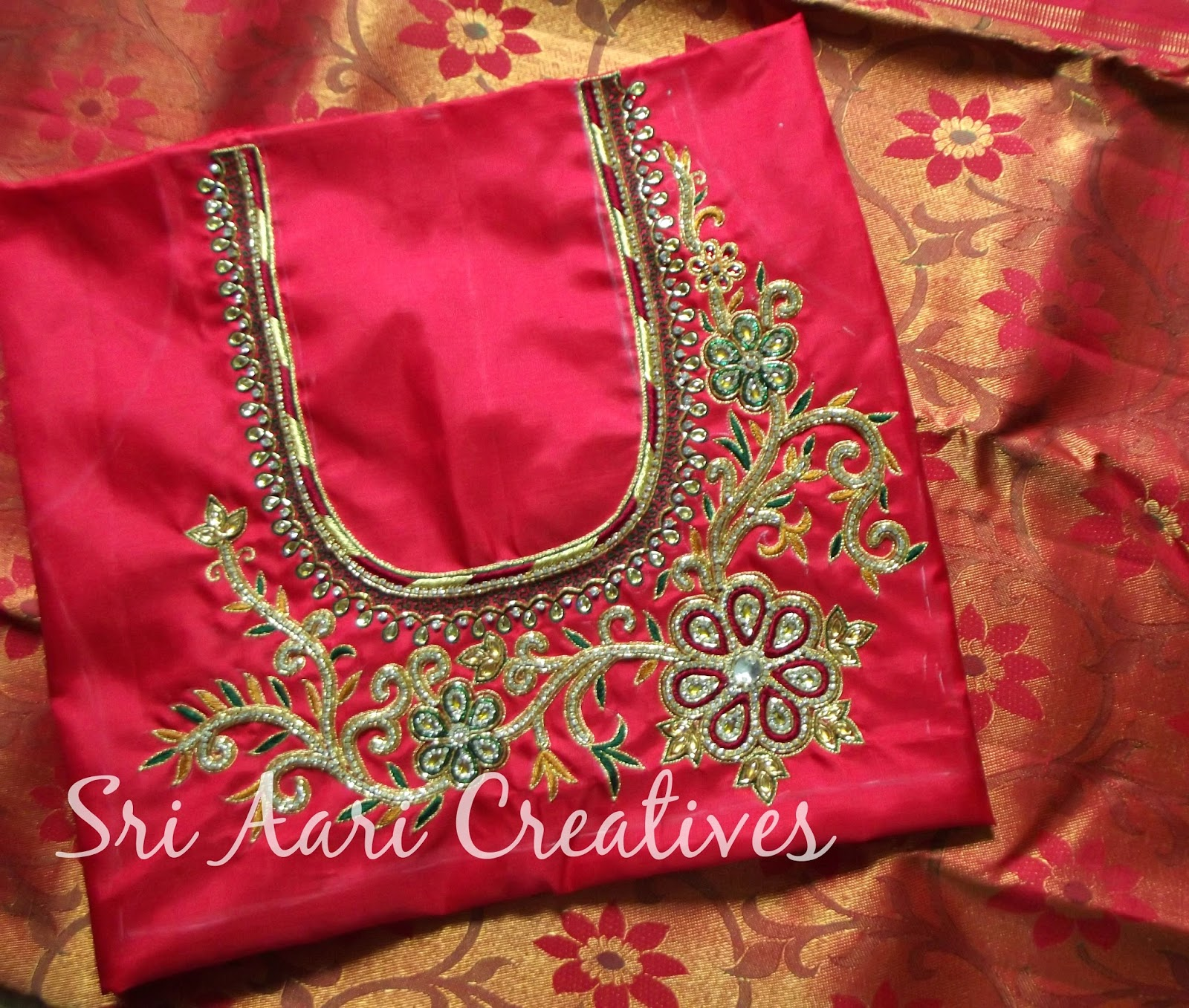 Blouse embroidery designs classes in bangalore dating 10