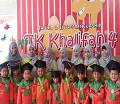 Lowongan Kerja Tenaga Pengajar di TK Khalifah 4 Makassar