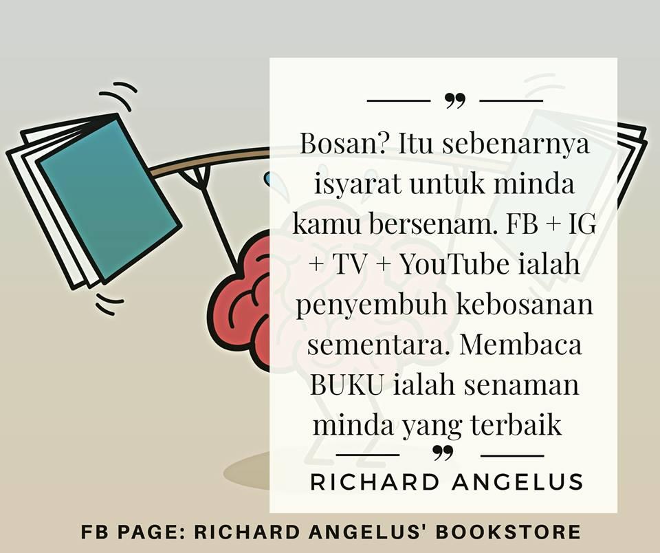 Quotes Membaca Buku 6