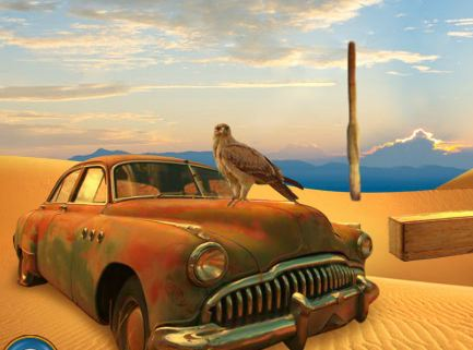5NGames Escape Game Lost in Desert Walkthrough