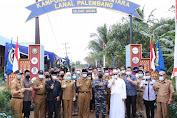 15 Ulu Dipilih Sebagai  Kampung Bahari Nusantara Pertama di Sumatera Selatan